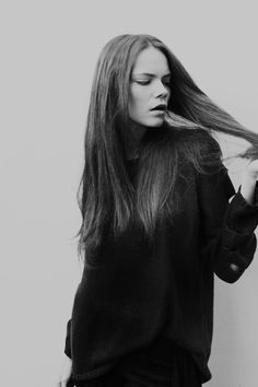 B, Black, White, Dark, Fashion, Hair, Model, Photography, Cold Weather