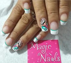Natural Acrylic Nails, Nail Time, Mani Pedi, Cute Nails, Finger, Nail Designs, Nail Art, Manicure At Home, Long Nails