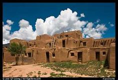 Taos, New Mexico..been there