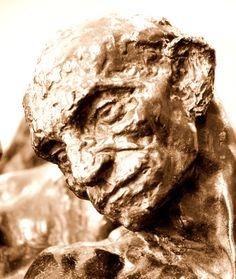 L'âge mûr (détail) vers 1890 par Camille CLAUDEL (1864-1943). Bronze n°1. Musée Rodin, Paris. Photo : Hervé Leyrit Camille Claudel, Musée Rodin, Auguste Rodin, Nogent Sur Seine, Claude Debussy, Roubaix, Face Expressions, Artist Life, Human Condition