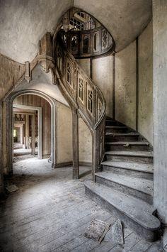 Staircase Clochard