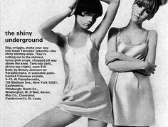 Paraphernalia boutique employed some of the most innovative designers of the 1960s: Betsey Johnson, Deanna Littell & imported from England the designs of Mary Quant, Foale and Tuffin & Paul Blanche. It was the hippest boutique in New York in the 1960s, showcasing new fashions and hosting opening parties that were legend. Betsey became part of the youthquake fashion movement and Andy Warhol's underground scene, along with Edie Sedgwick #ParaphernaliaBoutique #Sixties