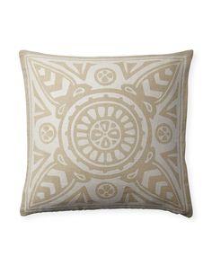 Medallion Pillow CoverMedallion Pillow