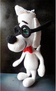 Peabody Free crochet PDF pattern - Design by K. Godinez