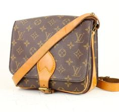 Louis Vuitton (*trusted Tradesy Seller*) Monogram Cartouchiere Cross Body Bag. Get the trendiest Cross Body Bag of the season! The Louis Vuitton (*trusted Tradesy Seller*) Monogram Cartouchiere Cross Body Bag is a top 10 member favorite on Tradesy. Save on yours before they are sold out!