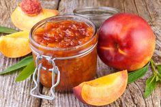 Fruchtige Nektarinen-Marmelade #nectarine #jam #jelly #recipe #fruity #breakfast