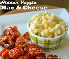 My Kids keep asking for me to make this Hidden Veggie Mac and Cheese! They love it, and I love there is some extra nutrients in there! | Healthy Ideas for Kids