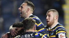 Super League: Leeds Rhinos move top by mauling Toronto Wolfpack with 11 tries Bear Cubs, Grizzly Bears, Tiger Cubs, Tiger Tiger, Bengal Tiger, Baby Hippo, Baby Elephant, Leeds Rhinos, Amigurumi