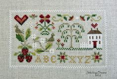 crossstitch, chart