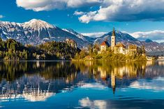 Julian Alps in Slovenia: One of top 10 regions in 2018 by Lonely Planet Best Places To Retire, Best Places To Travel, Cool Places To Visit, Places To Go, Lonely Planet, Best Vacation Spots, Best Vacations, Vacation Travel, Bohinj