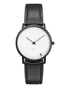 M&Co 5 O'clock Watch