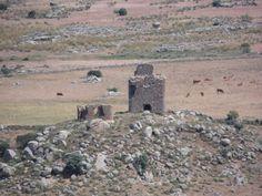 LAS VENTAS CON  PEÑA AGUILERA (TOLEDO). Torre de los Moros.