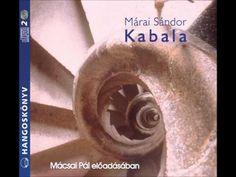 Márai Sándor: Kabala - hangoskönyv Marvel, Youtube, Youtubers, Youtube Movies