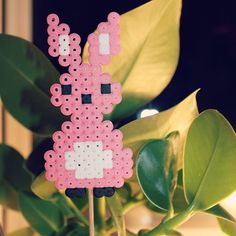 Easter bunny hama beads by bokpyssel