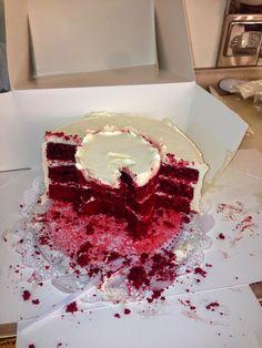 Magnolia Bakery red velvet cake