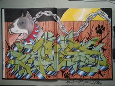 blackbook graffiti: Off the chain.