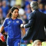 EXCLUSIVE: Jose Mourinho is accused of calling former Chelsea team doctor Eva Carneiro a 'daughter of a whore' in the public complaint now being investigated by the Football Association. Chelsea Team, Teen World, Sports Personality, Premier League Champions, Watch Football, Stamford Bridge, One Team, The Row