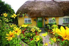 Adare village, Limerick, Ireland