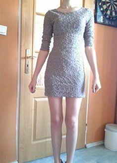 Kup mój przedmiot na #vintedpl http://www.vinted.pl/damska-odziez/krotkie-sukienki/10073082-bezowa-olowkowa-sukienka-elegancka-krotka
