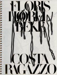 Costa Ragazzo available on POVBooks.com