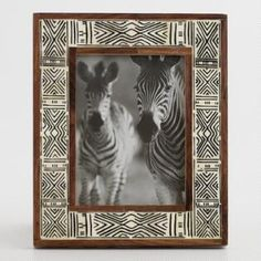 World Market Black and White Mud Cloth Bone Frame Wall Collage, Framed Wall Art, Afro, Metal Wall Planters, Farmhouse Frames, Cat Statue, African Mud Cloth, Panel Wall Art, Shadow Box Frames