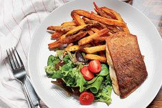 North Center, Ravenswood, Lakeview: Troquet - 1834 W. Montrose Ave.  Why not munch on a croque végétarian and frites while watching the Cubs lose on a TV over the bar?