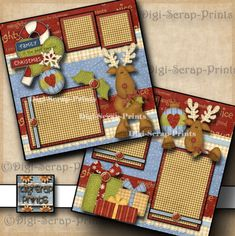 Items in Welcome! I sell high quality HD 12X12 pre-made printed scrapbook pages. All the work is done for you. Just add your photo and your layout is complete. I use only the highest quality HD paper and inks that bring a brilliant saturation of color to each scrapbook page. These prints are absolutely gorgeous from edge to edge with no white border. You will have to take a second look at these premade pages to realize they are not 3D. I'm always happy to combine shipping! store on eB...