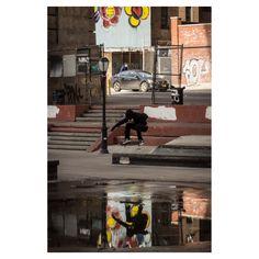 Reflecting on the current situation...   #skateboarding #RyanYost #DolaVisionPhotography