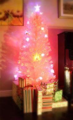 7 Ft Fiber Optic Christmas Tree It Is Really Pretty Get Mine  - 7 Ft Fiber Optic Christmas Tree Sale