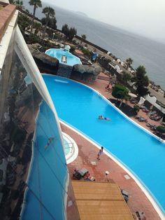 Pool Timanfaya Palace