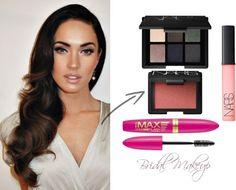 """Kim Kadarshian Bridal Makeup"" by liza-clam on Polyvore"