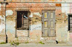 #42 Urban Decay, Abandoned, My Photos, Miniatures, House, Painting, Large Sheds, Windows, Doors