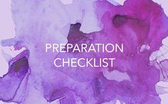 Here's your Preparation Checklist for the #YouAreForgiven Bible Study @ LoveGodGreatly.com