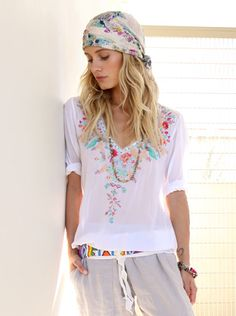 Bohemian Retro - Johnny Was Uncommon Threads Featured