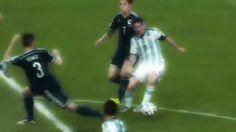 Relatos emocionantes de los mejores goles de Messi