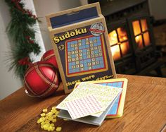 3D Sudoku £8  Durable plastic sudoku board and tiles with 100 unique puzzles to complete. Board measures H14.5 x W14.5 x D1cm.  COLLECTION/DELIVERY FROM ABERDEEN OR DIRECT DISPATCH VIA PAYPAL/CARD PAYMENT (£3.95 delivery) PM/COMMENT FOR DETAILS.