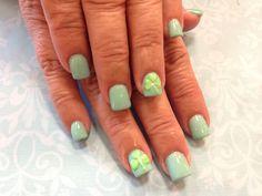 St Patricks nails