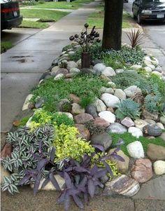 jardim da calçada Fika a Dika - Por um Mundo Melhor: Decore seu Jardim 1