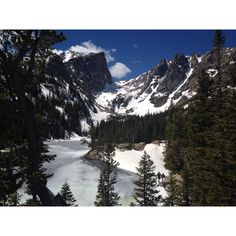 Dream Lake, RMNP, Estes Park, CO