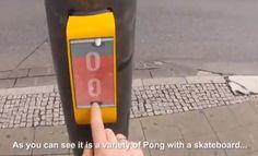 Pedestrian Crossings In Germany Kick Ass! (VIDEO)