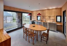 WT Architecture the Mill Kitchen