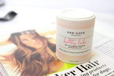 One Love Organics Healthy Locks Dry Shampoo Powder via Genuine Glow
