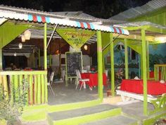 Sip and Bites - This little gem nestled on the west end road is a delightful place to dine. It is an outdoor type restaurant, that offers nothing but authentic jamaican cuisine. If you need to stimulate your tastebuds in a rustic-like environment then Sip and Bites is indeed the place to be