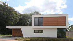 Lab32 architecten | moderne eigentijdse architectuur | Villa Gehlen, Damiaanberg, Meerssen