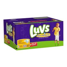 [Luvs] Save $3.70 for Luvs Ultra Leakguards Diapers Count Promo Code - Best Coupon 24h