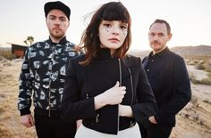 We agree with Nylon, [ CHVRCHES ] new album is one of the best of the year