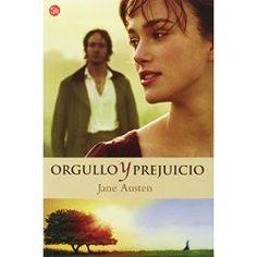 Jane Austen: Orgullo y prejuicio / ¡Dejemos de tener miedo a los clásicos! La novela nos ha encantado, ha resultado amena y sencilla de leer y nos ha dado bastante que hablar en las sesiones, ¿qué más se puede pedir? Es una amena historia de amor, pero es mucho más, una ventana a otra época. Totalmente recomendable / mar-abr 2014 / 7 lec