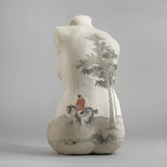 Peng Wei Autumn of Tang Dynasty 2008 Breakthrough: Work by Contemporary Chinese Women Artists