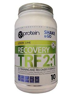 500g Recovery TRF 2:1 Lemon/Lime