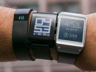 First HTC smartwatch said to get private preview next week The troubled handset maker is expected to demonstrate its first wearable device for wireless carriers at the Mobile World Congress, a source tells Bloomberg.